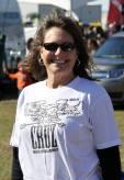 Tanya in Cruz shirt