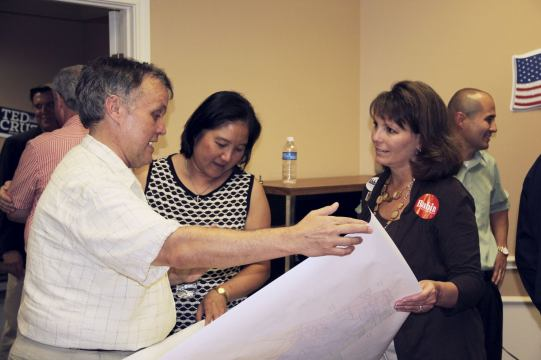 Voter registration drives, community engagement, & Precinct Chair recruitment.
