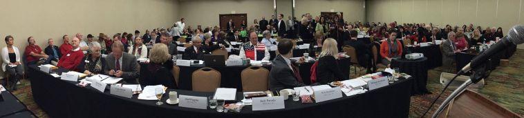 SREC quarterly meetings & numerous RPT conference calls.